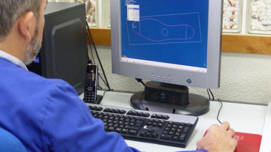 Diseño a medida de suelas en Prefabricados Majoma
