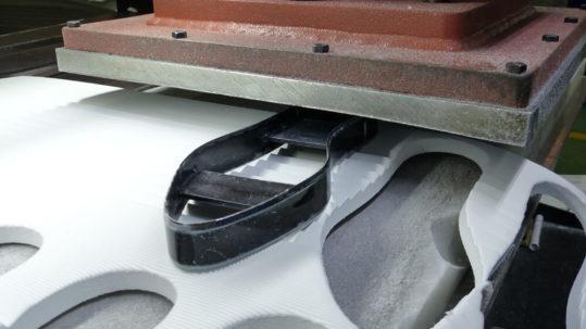 Prefabricados Majoma, expertos en fabricar suelas de calzado