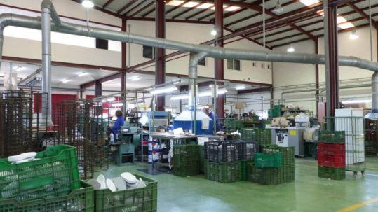Prefabricados Majoma cuenta con todas las instalaciones para fabricar tus suelas a medida