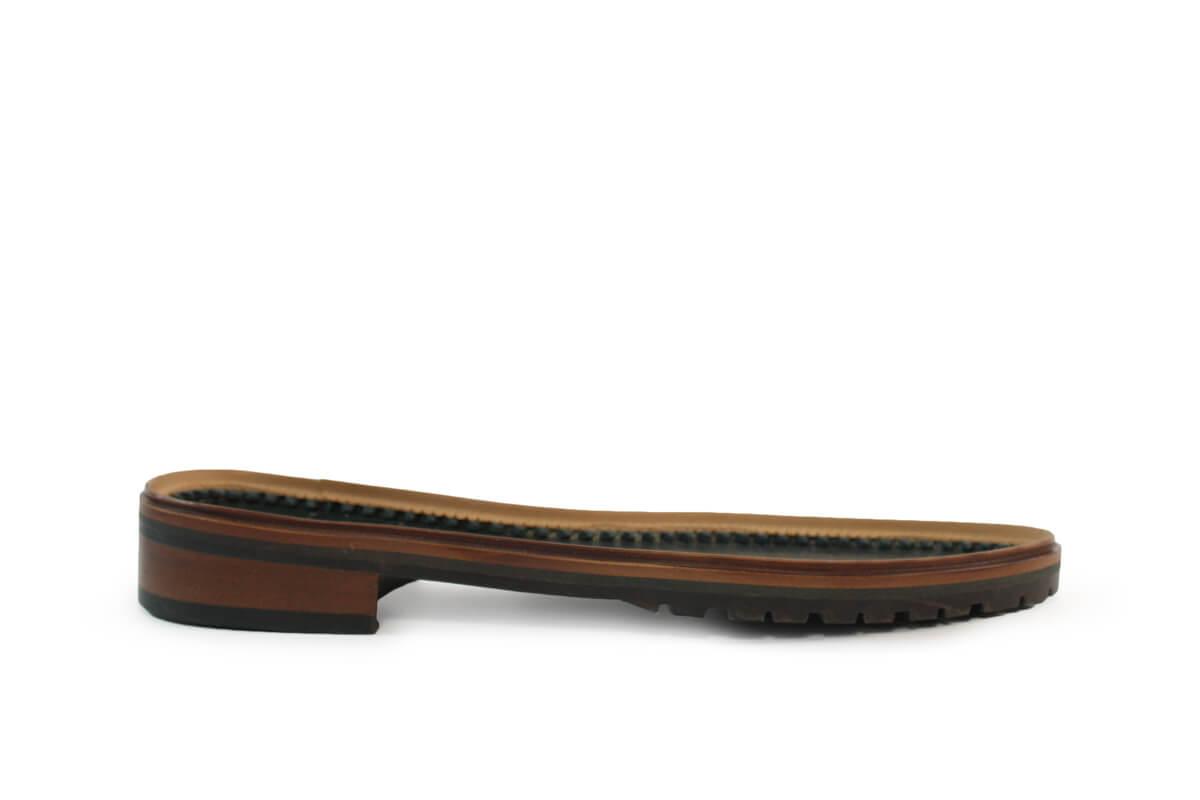 Muestrario de las clásicas suelas de zapatos para tu marca