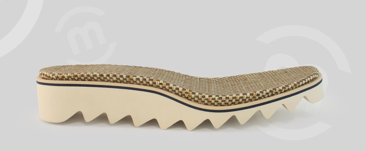 Suela con plataforma para tus zapatos