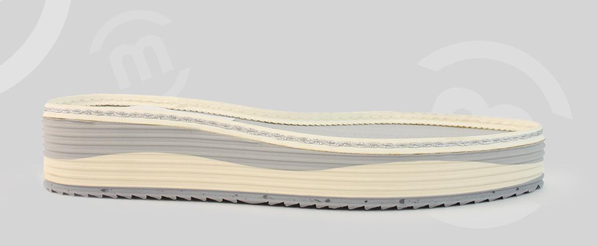 Suela de zapatos con plataforma