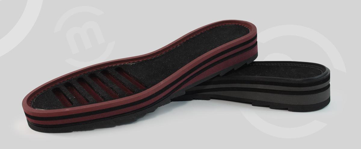 Suela sport hecha a medida para tu marca de calzado