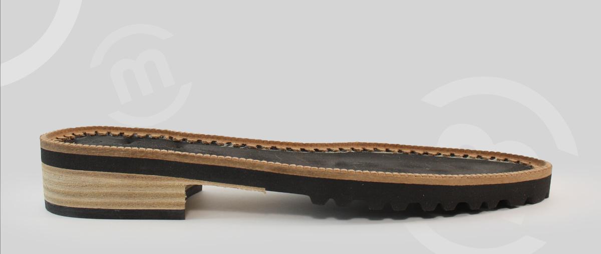 Suela personalizada para tu marca de zapatos