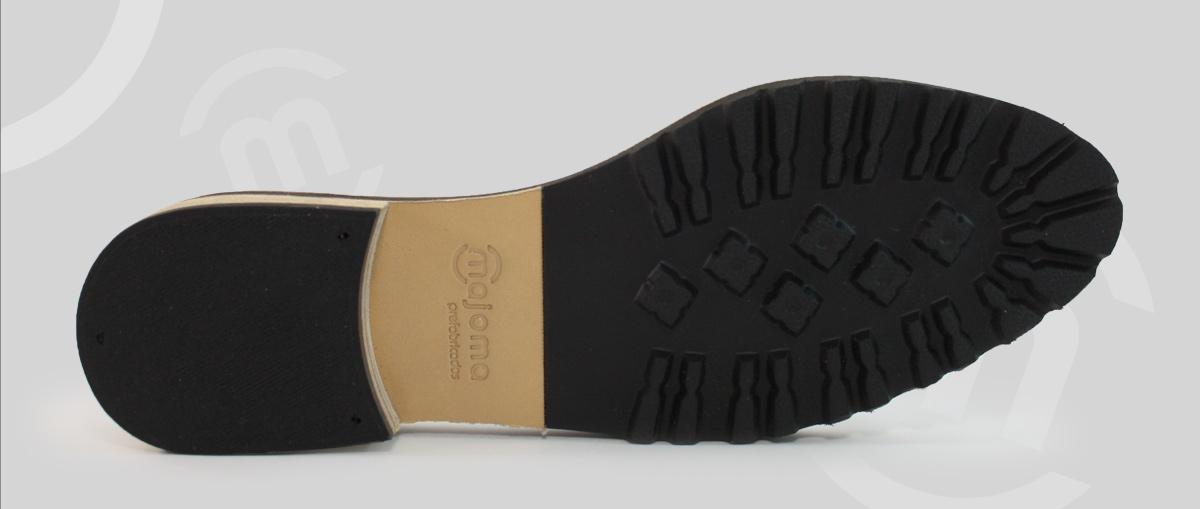 Las clásicas suelas para tus zapatos de hombre