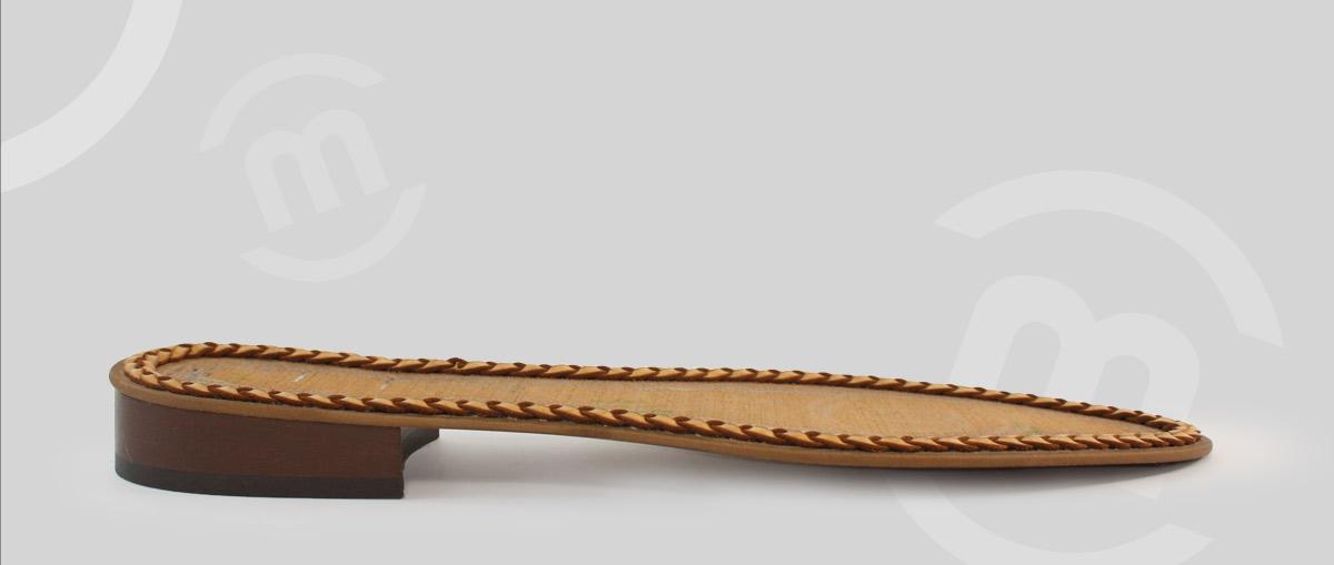 Suela de zapato clásico de Majoma