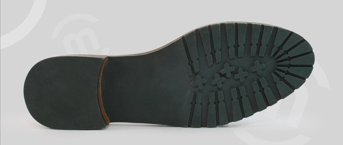 Calzado clásico con suela de Majoma