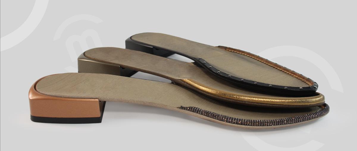Muestrario de suelas clásicas para tu marca de calzado