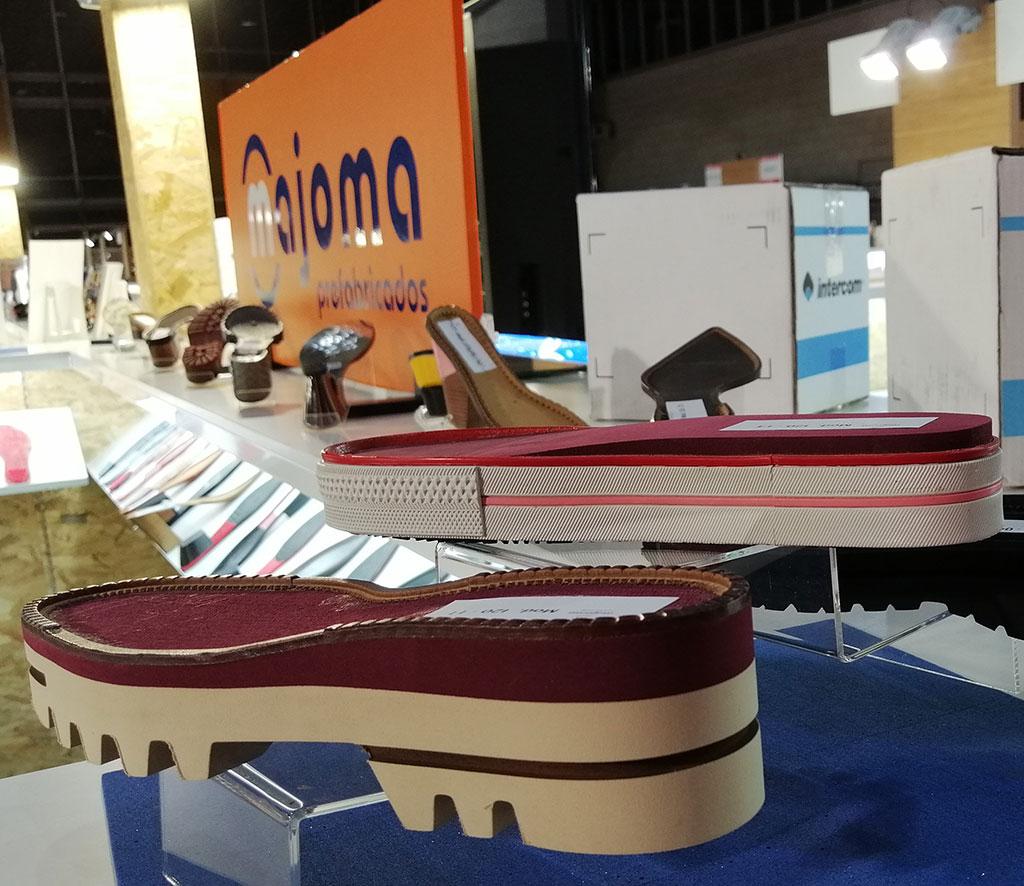 Stand de Prefabricados Majoma en futurmoda de 2019