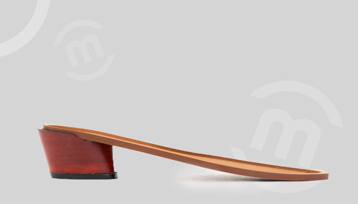 Suela con tacón de Prefabricados Majoma