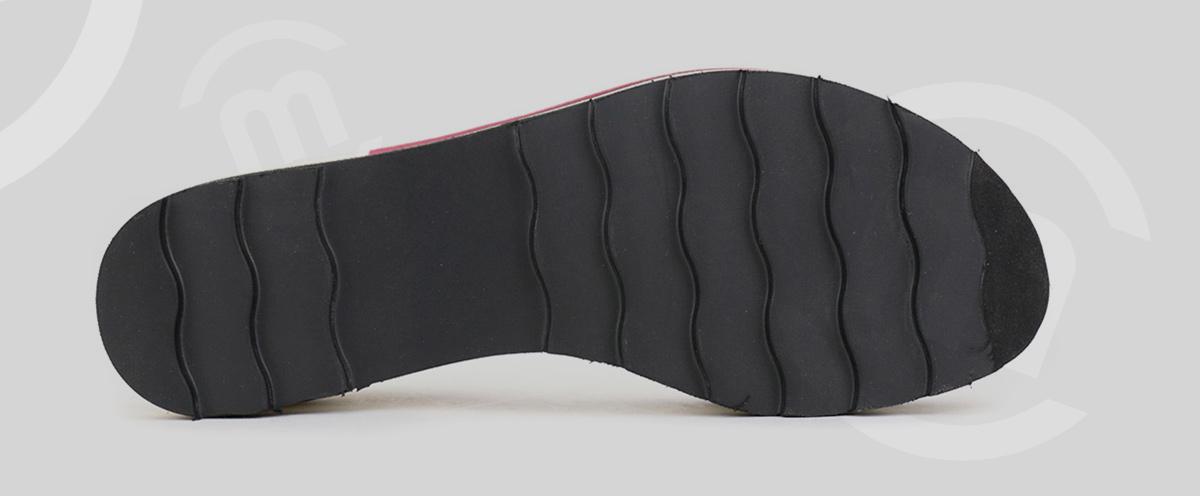 Suela para zapatos de diseño clásico